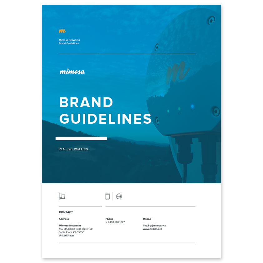 Brand Manual Guide Cover 1