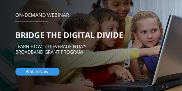Bridging the Digital Divide Webinar
