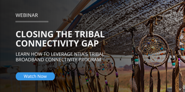 Closing the Tribal Connectivity Gap