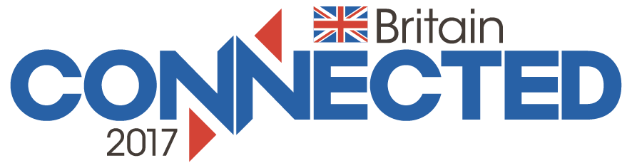 Connected Britain 2017 Logo