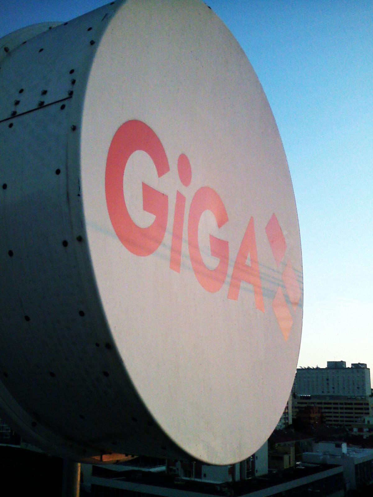 Giga Dish
